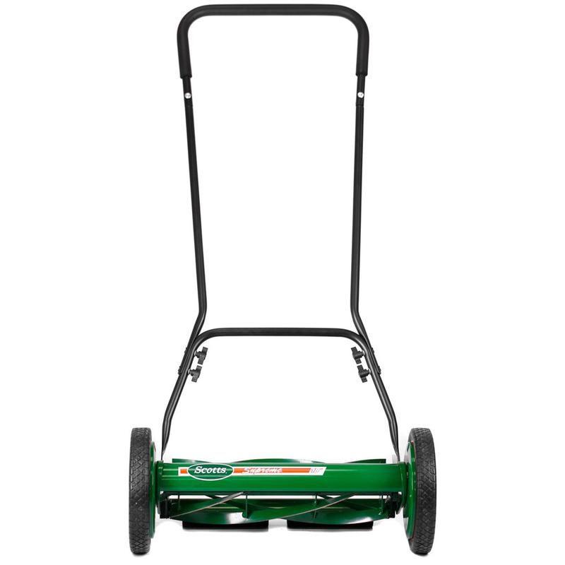 Scotts Manual Lawn Mower - Case Of: 1;