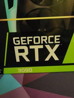 EVGA GeForce RTX 3090 FTW3 ULTRA Thumbnail