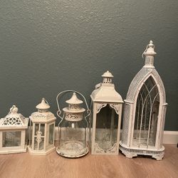 White Lanterns  Thumbnail