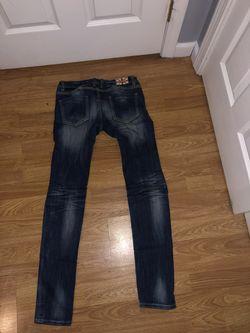 Machine brand jeans Thumbnail