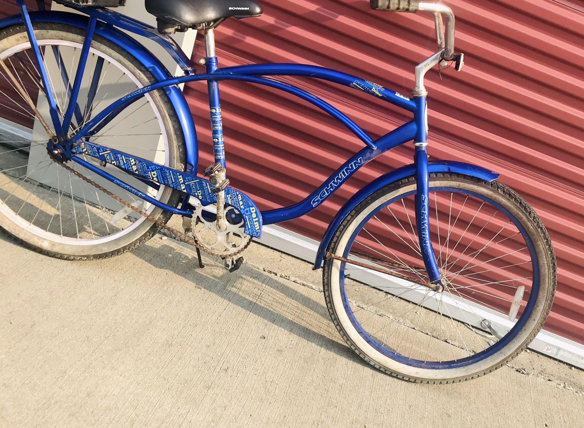 Hers and his Schwinn Delmar 26 inch Bikes