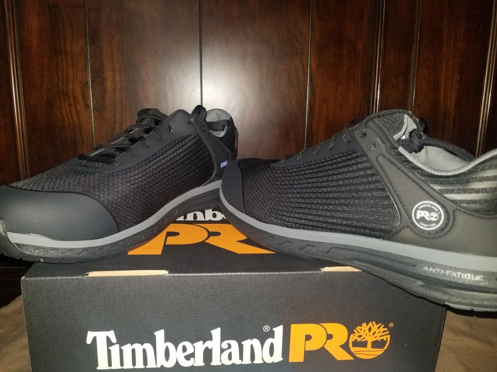 Timberland pro Steeltoe Work Shoes  Sz 10.5