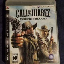 Call Of Juarez Bound In Blood For Ps3 Thumbnail