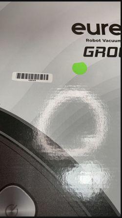 Eureka Groove Robot Vacuum  Thumbnail
