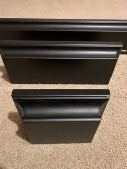 3 floating shelves Thumbnail