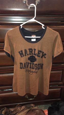 Harley Davidson sz med $20 pc Thumbnail