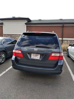 Van Honda  Thumbnail