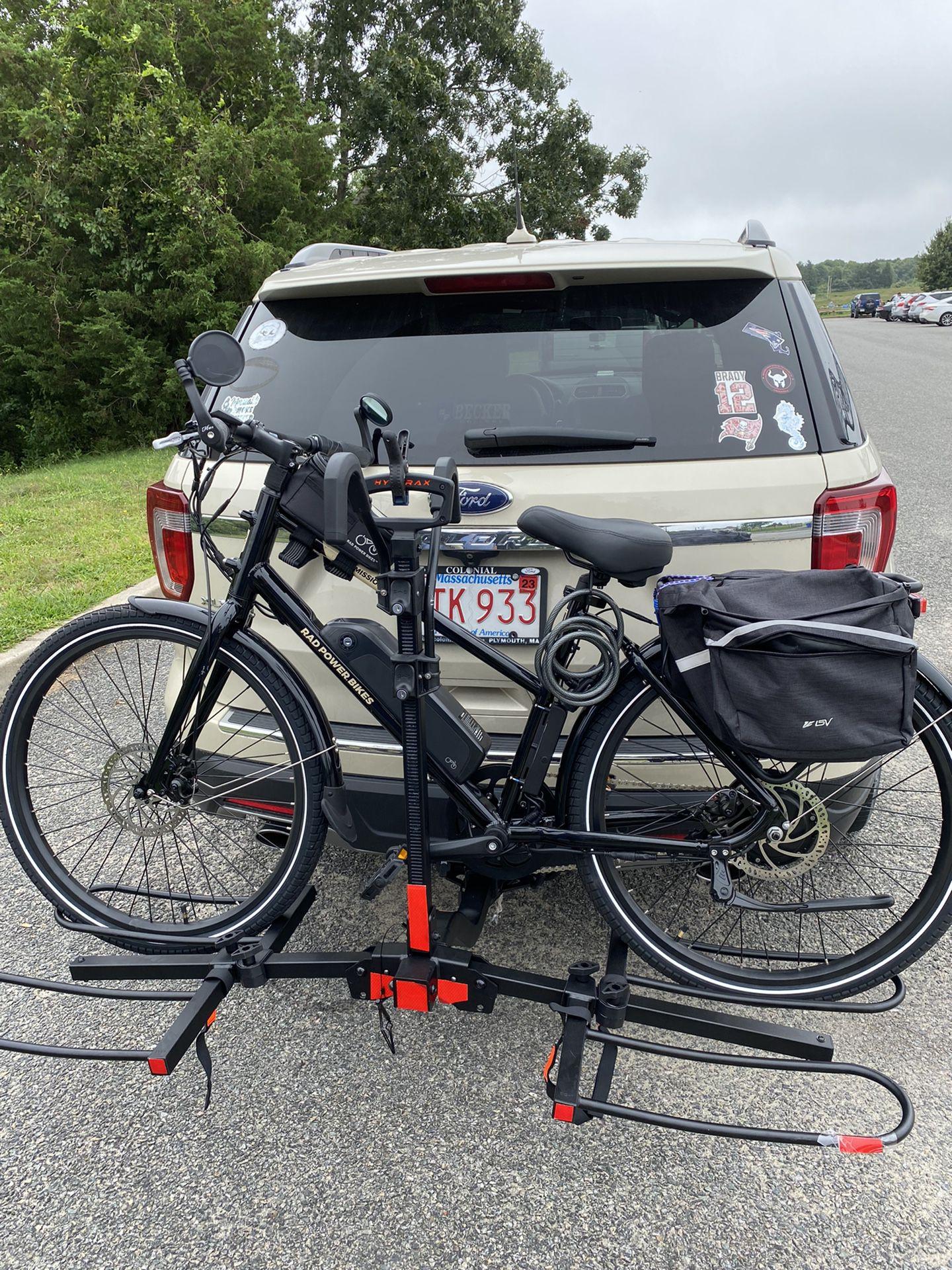 Ladies Rad Mission Electric Bike