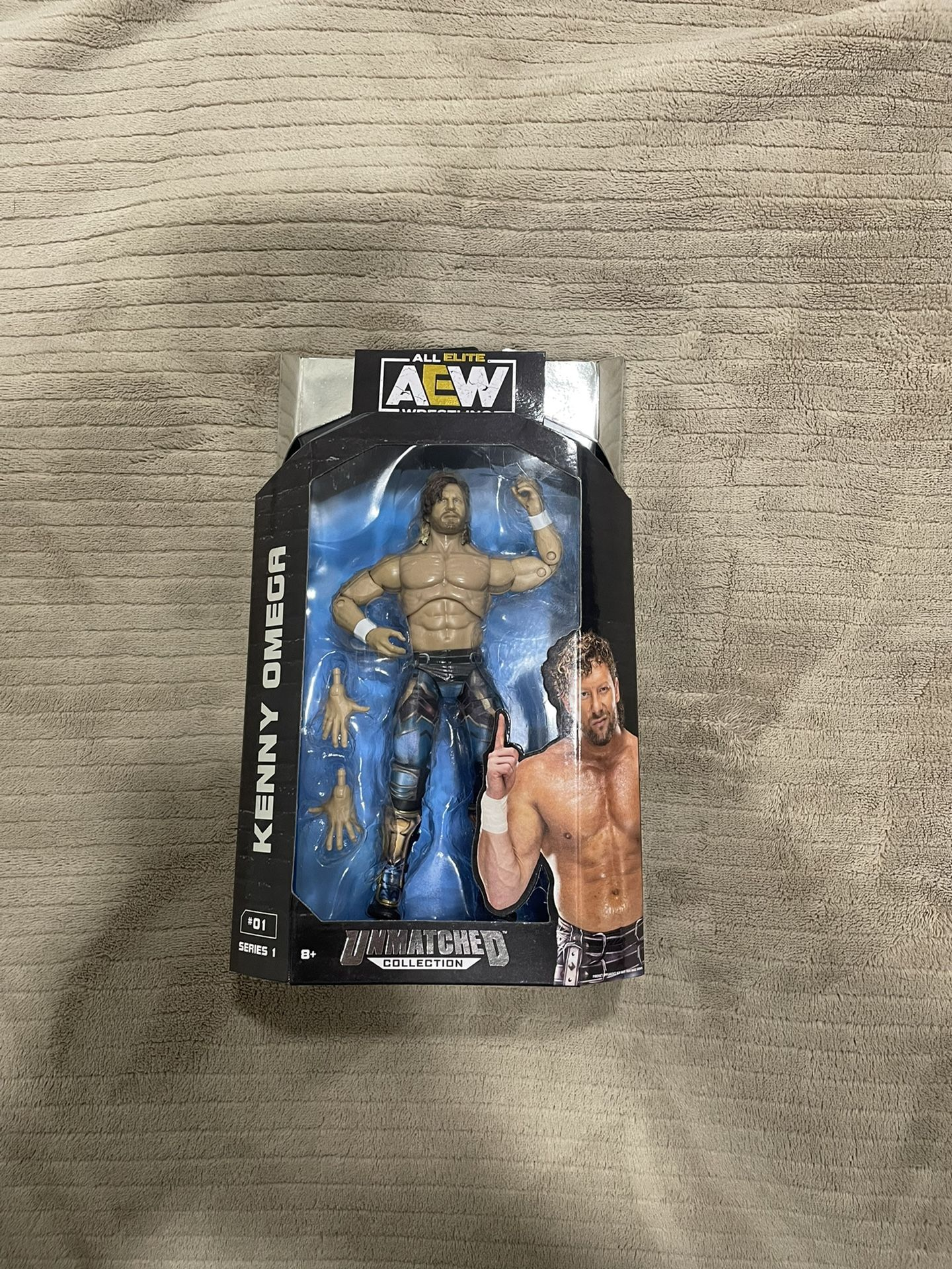 AEW UNMATCHED Action Figure