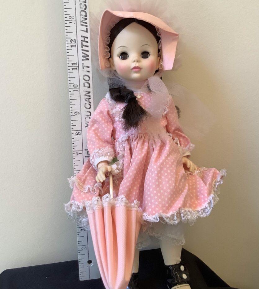 Madame Alexander Rebecca Doll