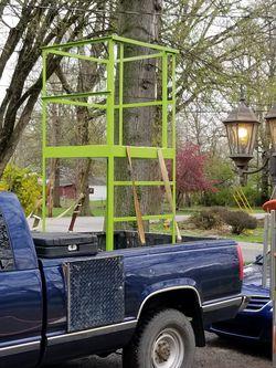 Elevated Man Basket for Forklift Thumbnail