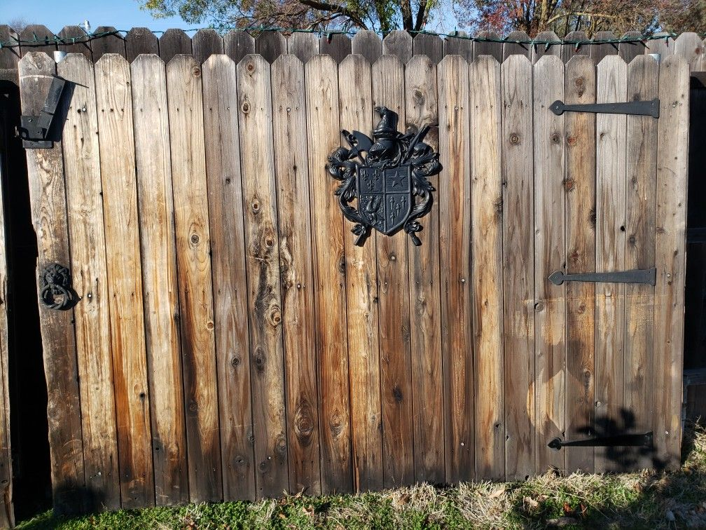 Driveway GATE custom