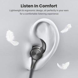 Boltune Wireless Headphones Bluetooth 5.0 IPX7 Waterproof Sports Earbuds SB10 Thumbnail