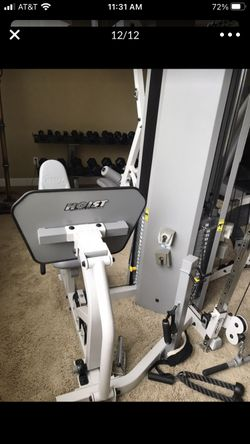 Hoist Commercial Grade Gym With Weights Thumbnail