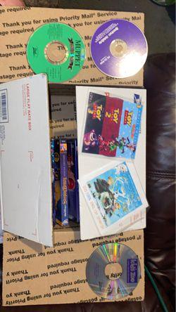 Disney DVD Thumbnail