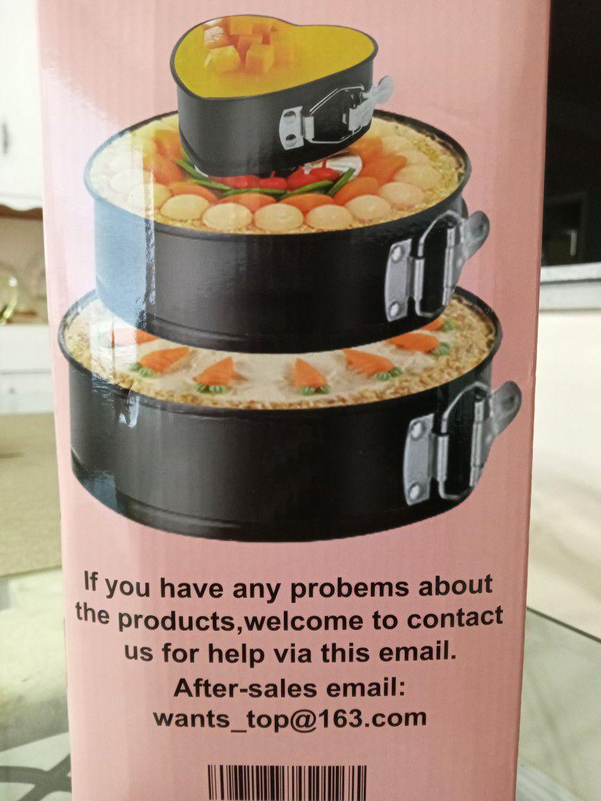 Robin Cake Set 48 Pcs