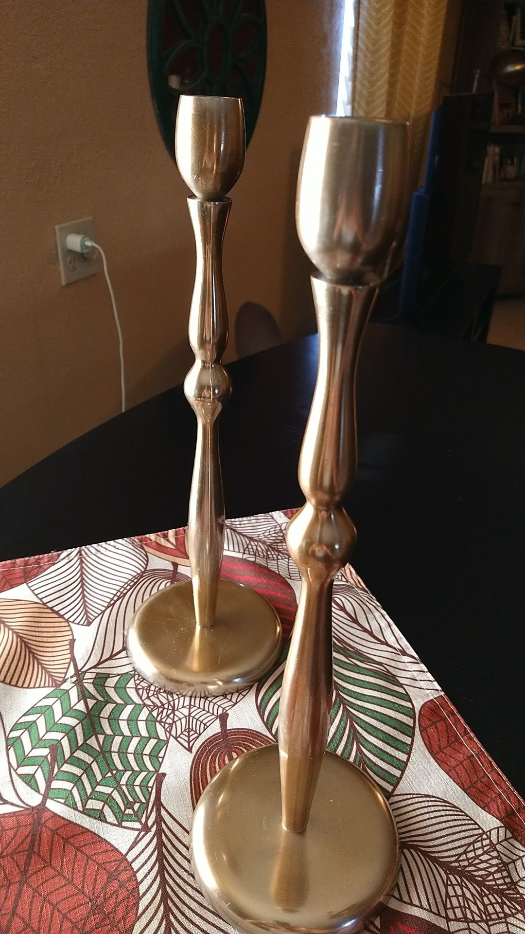 Candle 🕯️ stick holders