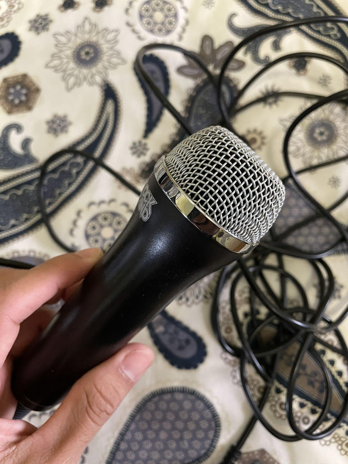 Rockband Microphone