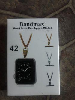 Bandmax necklace forapple watch nuevo 17$ Thumbnail