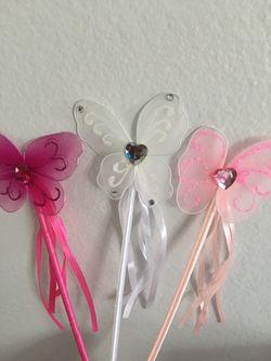 Birthday Butterflies Decorations Thumbnail