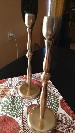 Candle 🕯️ stick holders Thumbnail