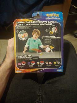 Pokemon Ditto Poke Ball - Pops Out! Thumbnail
