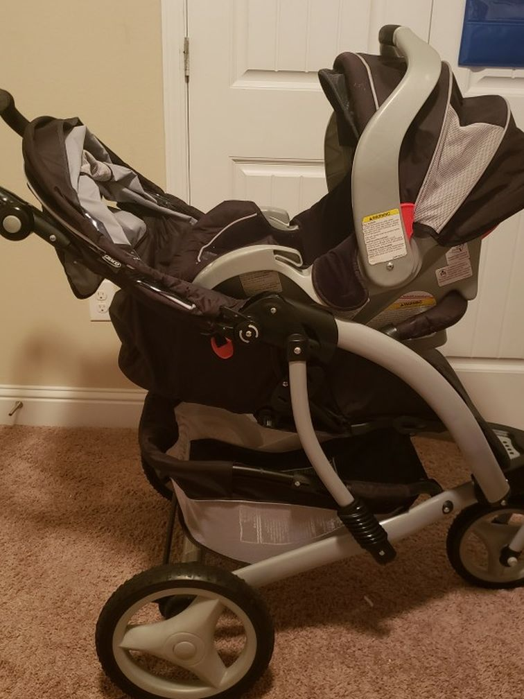 Graco Stroller Car Seat Combo