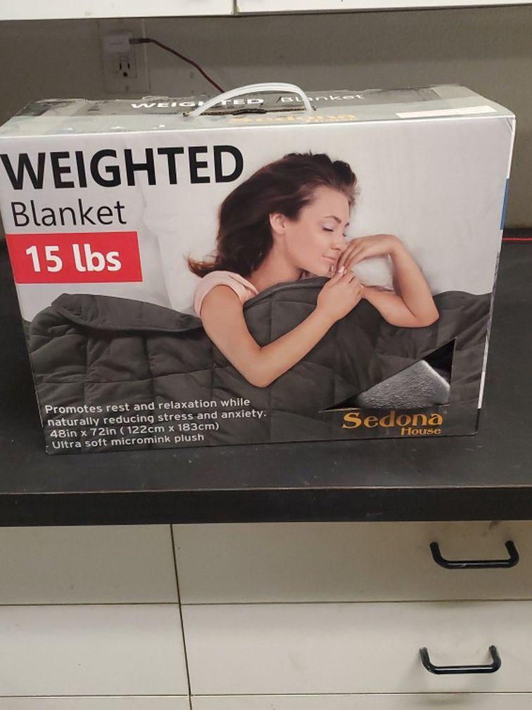 Sedosa Weighted Blanket 15 Lbs
