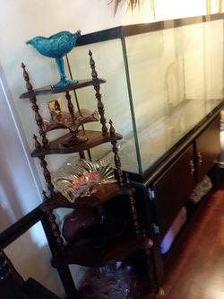 70 Gallon Aquarium and Cabinet Stand Thumbnail