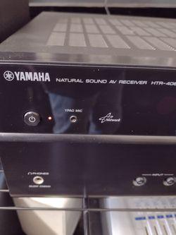 Yamaha Htr-4065  Receiver Thumbnail