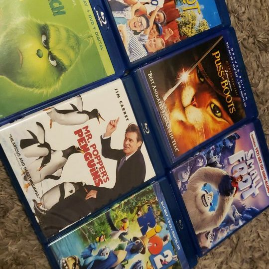 Children Dvd Movies