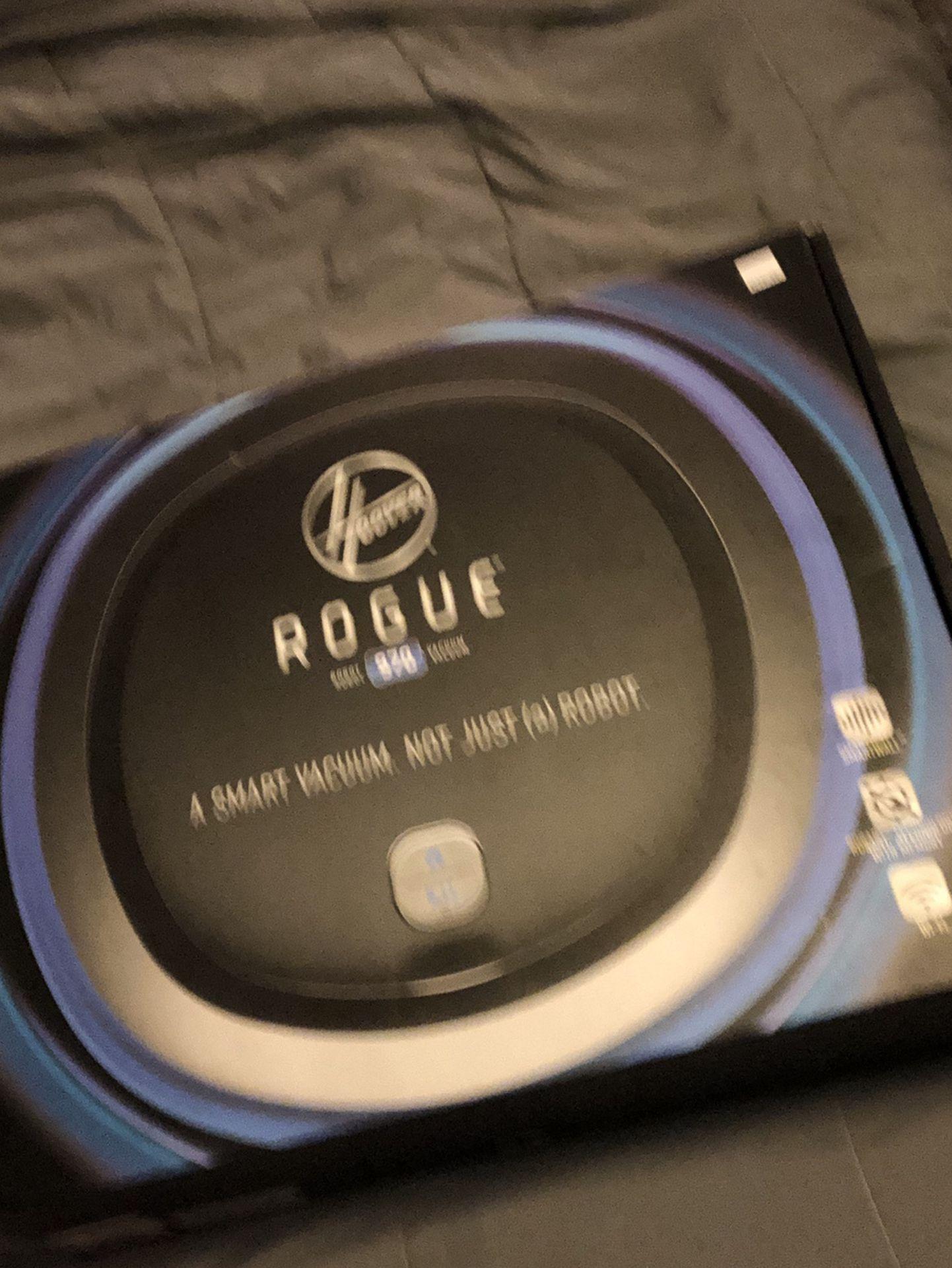 Hoover Rogue Robot Vacuum