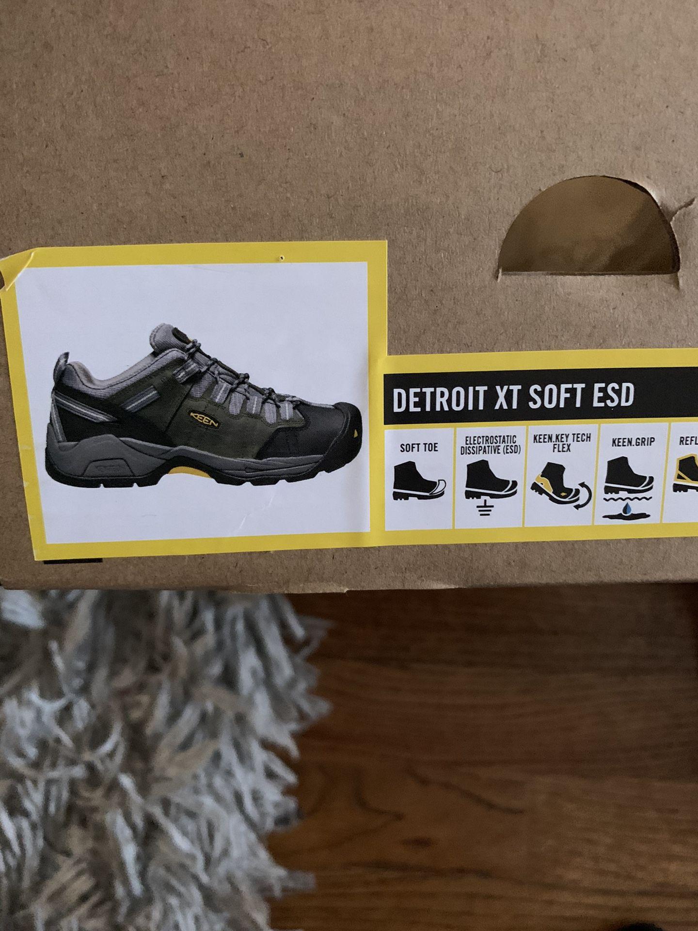 Keen Detroit Ext Soft Toe