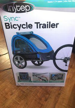 Sync Bicycle Trailer Thumbnail