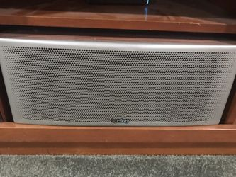 Onkyo 5.1 complete surround sound system five speakers 500 W powered sub Thumbnail
