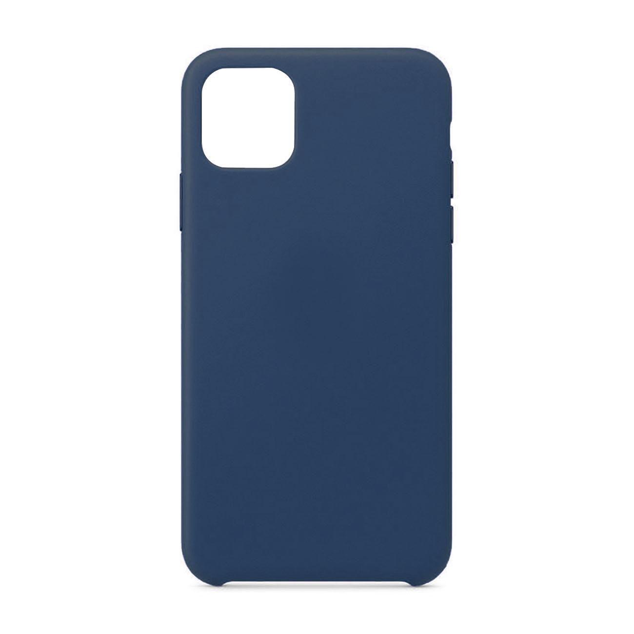 Reiko Apple iPhone 11 Pro Gummy Cases In Navy