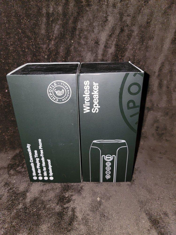 Chipotle Speaker