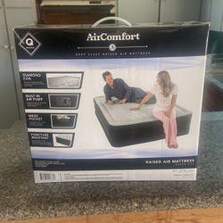 Air comfort Air mattress new Queen size Thumbnail