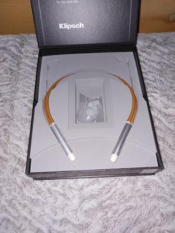 Klipsch T5 Wireless Neckband In-Ear Headphones Thumbnail