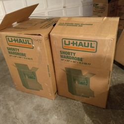 Moving Boxes And Wrapping Paper Thumbnail