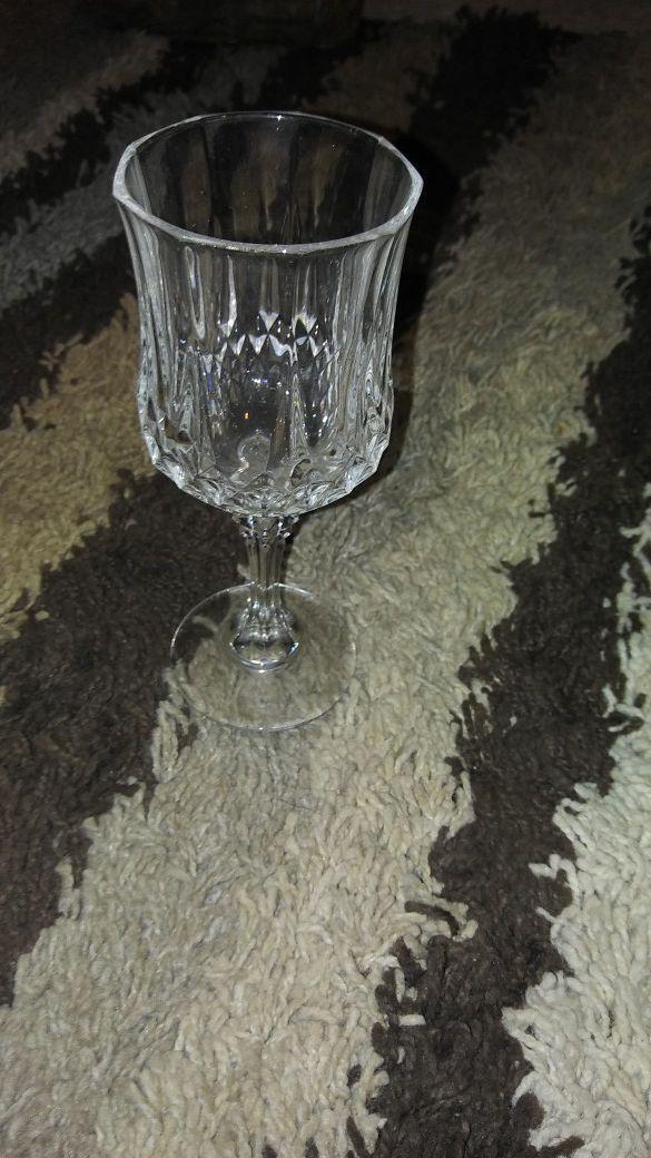 Two waterford Crystal glassee