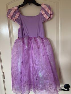 Rapunzel costume size 7/8 Thumbnail