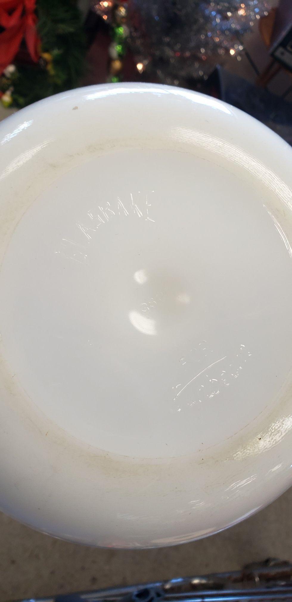 Sunbeam mixing bowl