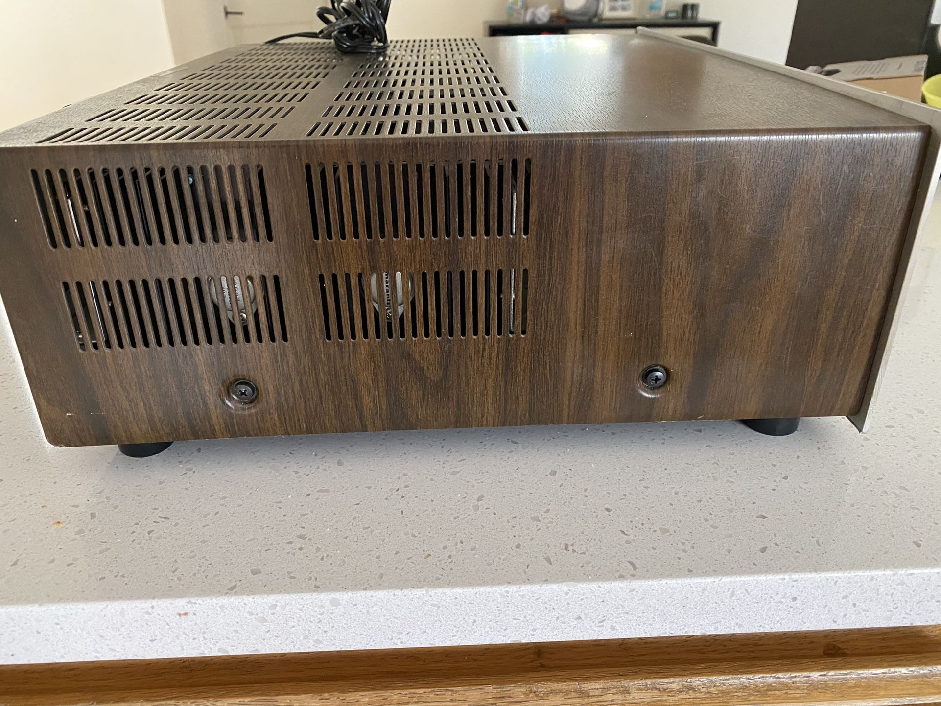 Marantz 2230 Amplifier Serviced In 2021