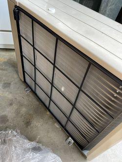 Brand New Mitsubisi Ductless Split Condenser 1 1/2 Ton Straight AC Thumbnail