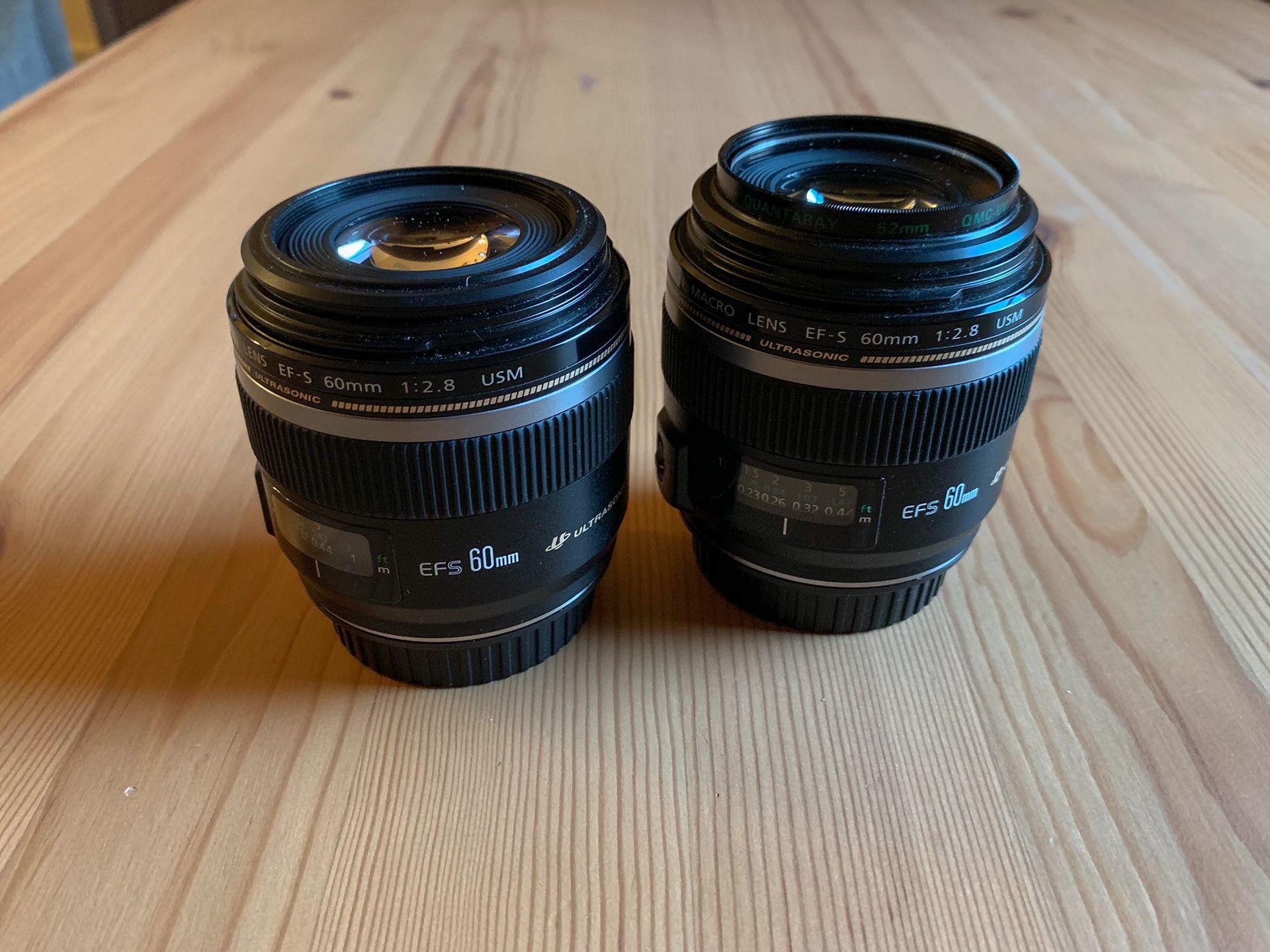 Canon 70D DSLR Camera + Extras