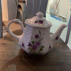 Porcelain Teapot  Thumbnail