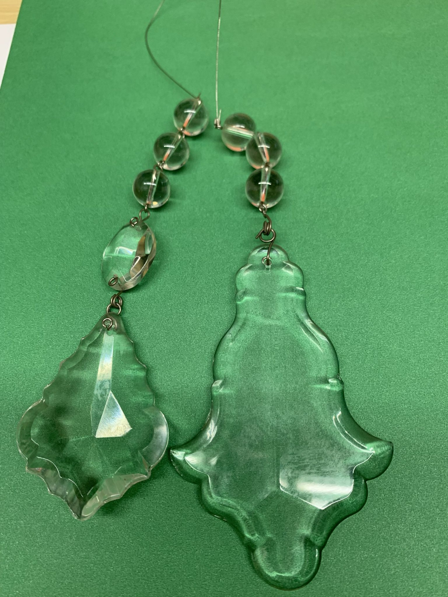 Crystals For Chandelier 20 Pieces For 25$