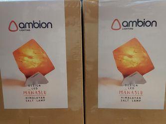 Ambion LED Salt Lamp Thumbnail