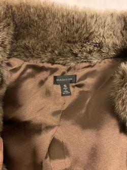 Fur vest Thumbnail